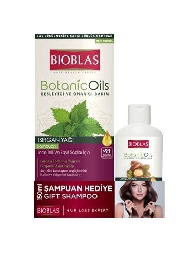 Bioblas Bioblas Botanic Oils Zayıf Saçlar İçin Şampuan +150 ml Şampuan H Renksiz
